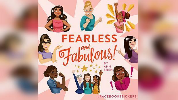 Facebook celebra el Día Internacional de la Mujer con stickers