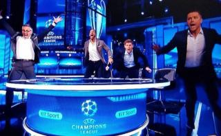 Barcelona: goleada generó locura de Owen, Gerrard y Ferdinand