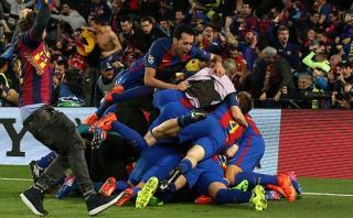 Barcelona y otras 10 remontadas históricas en el deporte