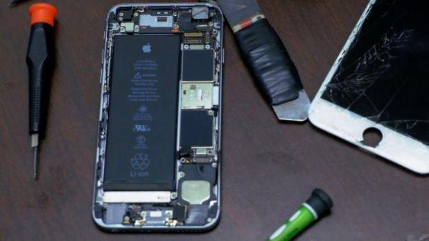 """Apple lucha contra el """"derecho a reparar"""" en Estados Unidos"""