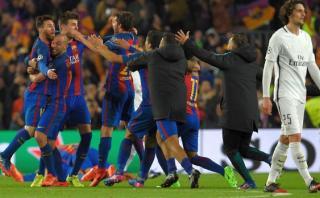 ¡Barcelona logró la hazaña! Aplastó 6-1 al PSG en la Champions
