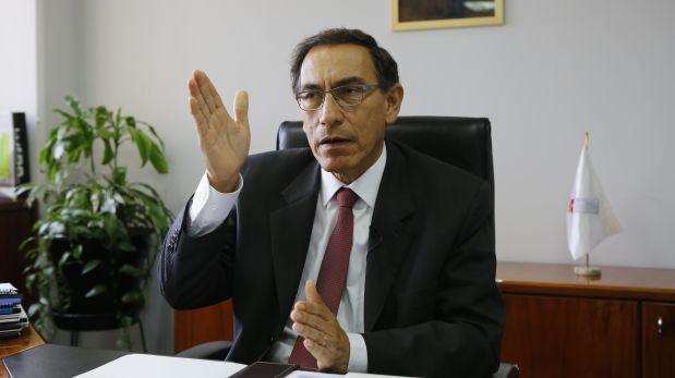 Caso Vizcarra: Consideran que ministro pudo contestar preguntas sin una interpelación