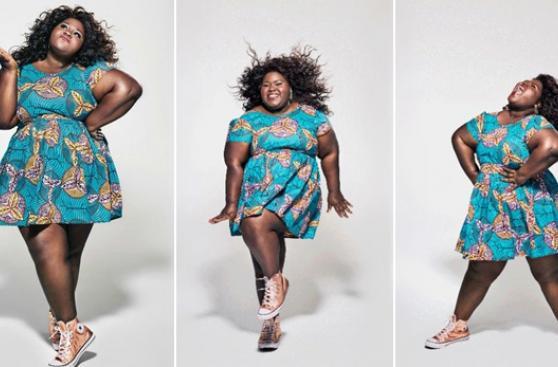 """Actriz de """"Precious"""" se redujo el estómago para perder peso"""