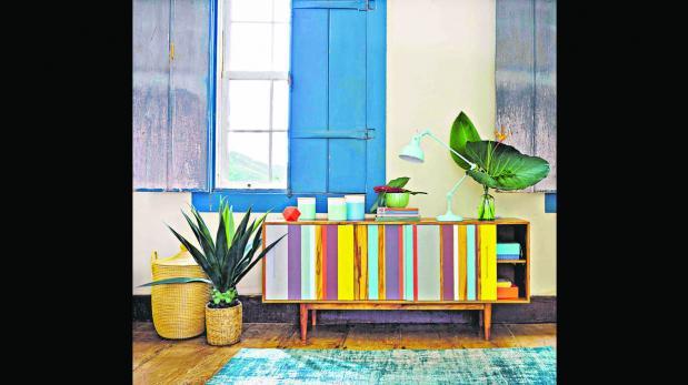 Dale vida a tus ambientes con una divertida decoraci n for Casa mia decoracion