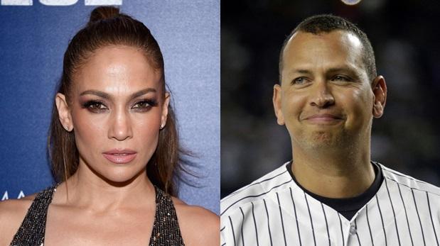Jennifer López es vinculada con ex beisbolista Alex Rodríguez
