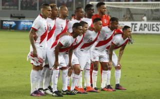 Ránking FIFA: selección peruana se mantiene en la posición 18
