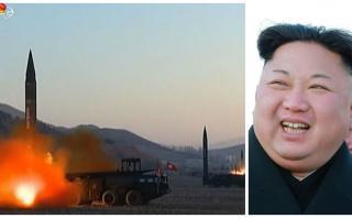 Corea del Norte apuntó sus misiles contra una base de EE.UU.