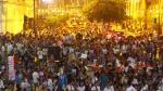 Día de la Mujer: así se desarrolló la marcha por la igualdad - Noticias de plaza grau