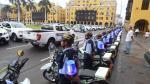 Serenazgo de Lima contará con 86 nuevos vehículos [FOTOS] - Noticias de motos
