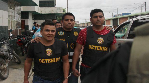 Además, a los investigados se les imputa el asesinato de 22 personas en la zona fronteriza de Zarumilla. La banda fue desarticulada el pasado 22 de febrero. (Foto: Ralph Zapata).