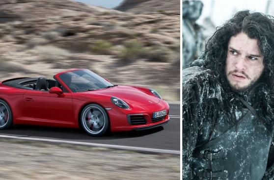 ¿Qué autos manejarían los personajes de Game of Thrones?