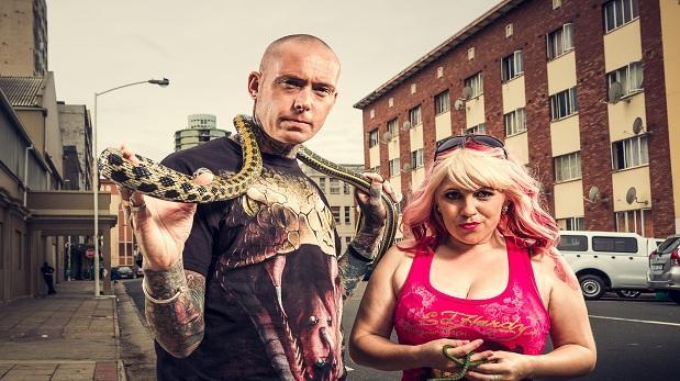 Nat Geo Wild: vuelve la pareja que danza con serpientes