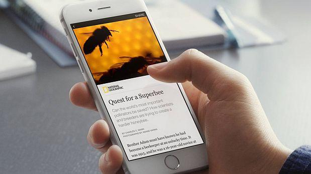 Facebook permitirá publicar más publicidad en Instant Articles