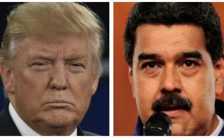 """Maduro: """"El muro de Trump es contra toda América Latina"""""""