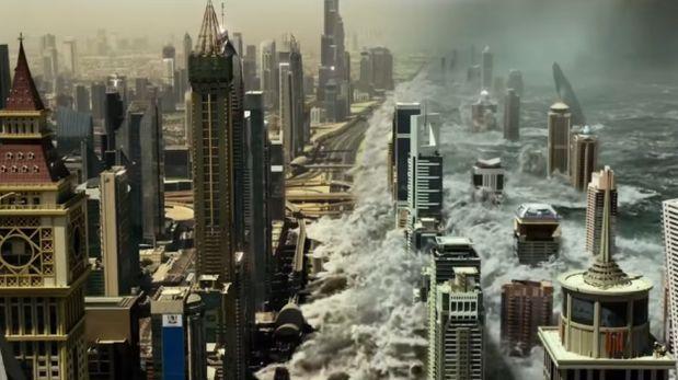 """""""Geostorm"""": increíbles imágenes en primer avance del filme"""