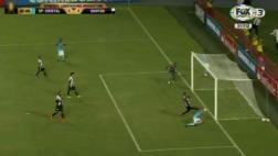 Sporting Cristal desperdició doble opción de gol contra Santos