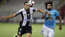 Sporting Cristal igualó 1-1 ante Santos por Copa Libertadores