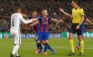 Barcelona: las jugadas por las que cuestionan triunfo ante PSG