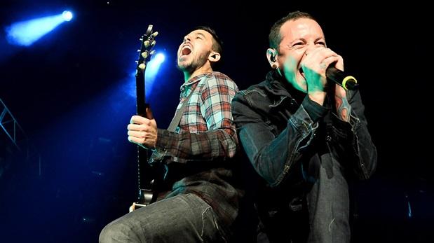 Linkin Park se presenta este 11 de mayo en el Estadio Nacional. (Foto: AFP)