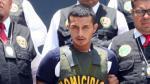 Presunto asesino de policía fue llevado a sede de la fiscalía - Noticias de mayor pnp
