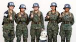 Chile: Mujeres ya pueden ascender al máximo grado del Ejército - Noticias de claudia leitte