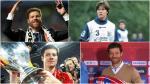 Xabi Alonso: dieciocho años de exitosa trayectoria en imágenes - Noticias de xabi alonso