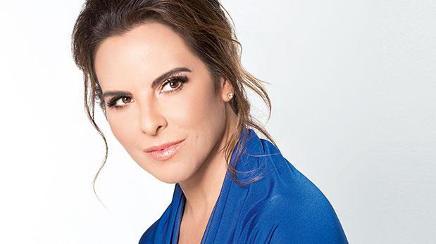 """Kate del Castillo: """"Elijo roles que empoderan a la mujer"""""""