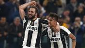 Juventus ganó 2-1 a Milan en Turín por la fecha 28 en Serie A