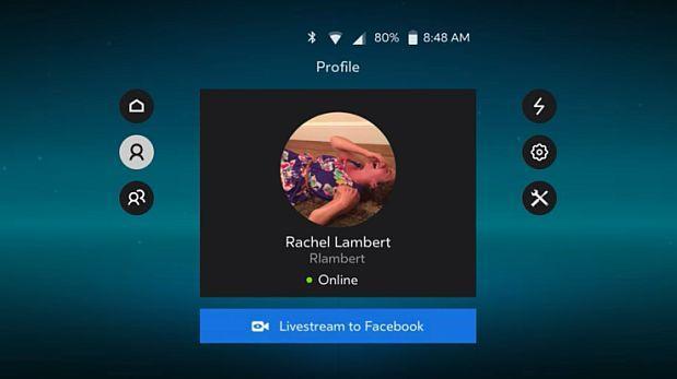 Facebook presenta una aplicación para ver videos y fotografías en realidad virtual