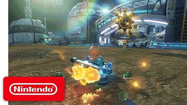 Mario Kart 8 Deluxe: Nintendo libera tráiler y trae novedades