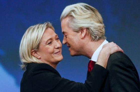 El Trump holandés a la caza del poder