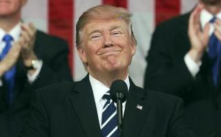 """Trump: Estamos haciendo """"grandes avances"""" en reforma de salud"""