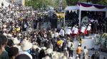 El adiós a René Preval, ex presidente de Haití - Noticias de féretro