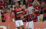 Flamengo goleó 5-1 a Portuguesa sin Guerrero ni Trauco