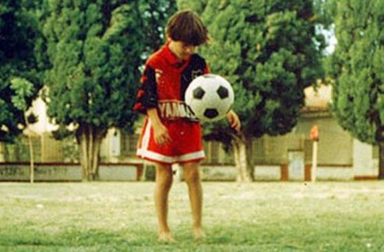 Lionel Messi: el antes y después de la estrella del Barcelona