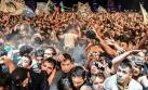 Argentina: Multitudinario concierto de rock deja dos muertos