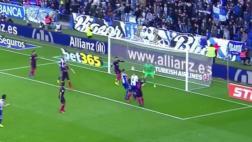 Barcelona perdió liderato de la Liga por este gol del Deportivo