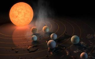 NASA obtuvo las primeras imágenes de sistema descubierto