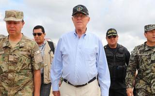 Partido de gobierno pide a PPK declarar a Lima en emergencia