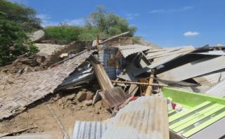 Áncash: muere niña de cinco años por impacto de roca