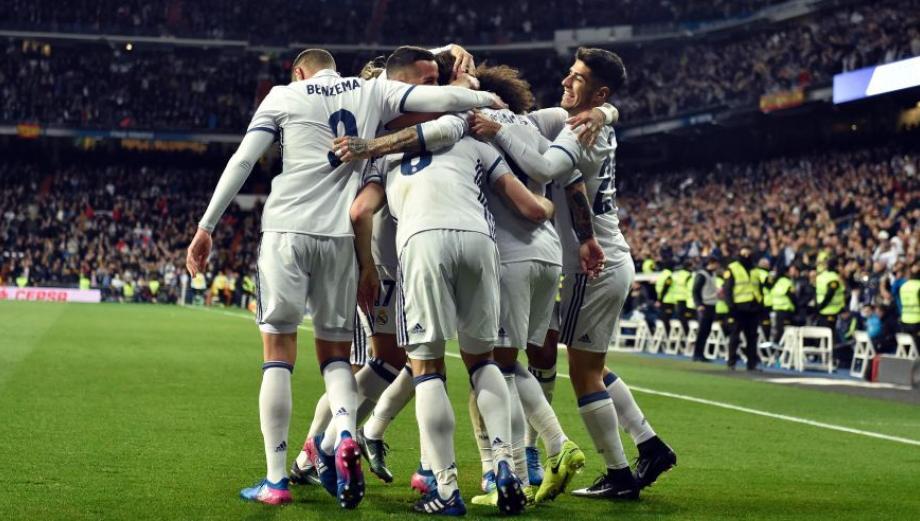 Real Madrid: la felicidad tras lograr el primer lugar de Liga