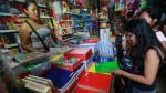 Inicio de clases: compras de útiles escolares a última hora - Noticias de inicio de clases