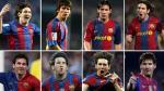 Lionel Messi: el antes y después de la estrella del Barcelona - Noticias de antes y despues