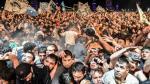 Argentina: Multitudinario concierto de rock deja dos muertos - Noticias de paro cardiaco