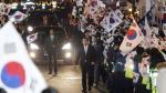 Park Geun-hye abandona el palacio presidencial tras destitución - Noticias de motos