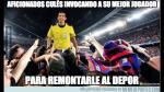 Barcelona: los despiadados memes de la caída ante el Deportivo - Noticias de german suarez