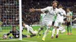Real Madrid ganó 2-1 al Betis y es líder de la Liga española - Noticias de jose salvador