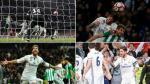 CUADROxCUADRO del gol de Ramos que dio punta al Real Madrid - Noticias de keylor navas