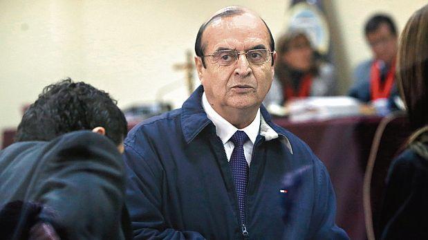 Se recuperarán US$15 millones de la corrupción de Montesinos