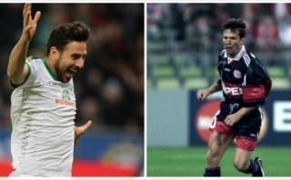 Claudio Pizarro superó récord de Lothar Matthäus en Bundesliga